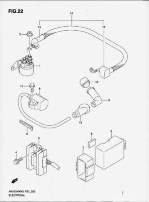 Fig22 an125 moreover Steering Pump Parts 51100456 also  as well Image Nissan Sunny additionally Control Equipment. on 49110